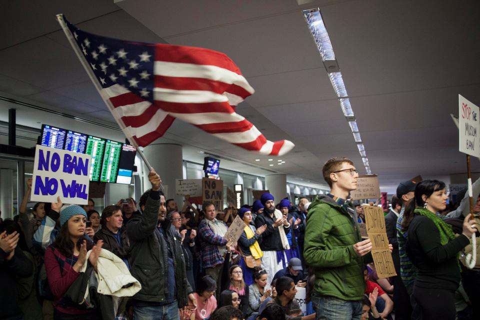Trump's Visa Ban Causes Damage