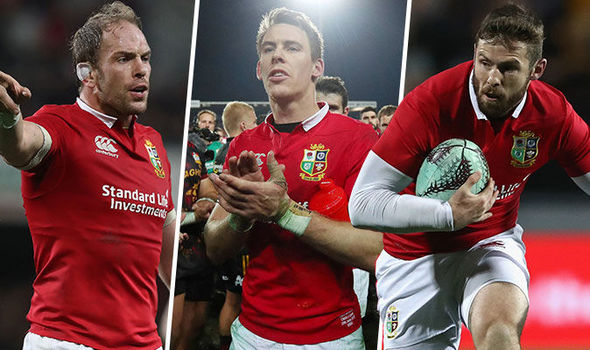 Lions and All Blacks Announce Teams for Saturday's Clash